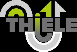 Thiele-logo, zur Startseite